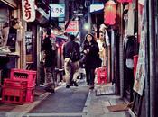 calle Yakitori, Japón