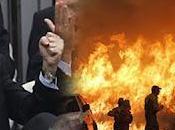 """Rajoy anima bomberos Valencia desde Kiev"""