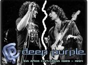 Deep Purple: Años Convulsos (1989 1994)