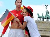 Estatua Cristiano Ronaldo Alemania