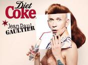 publicidades Jean Paul Gaultier para COCA-COLA!