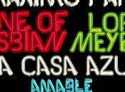 2012: Lori Meyers, Love Lesbian, Maxïmo Park.......en Septiembre Zaragoza