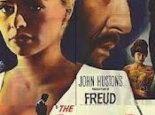 Freud, pasión secreta (1962), john huston. método peligroso.