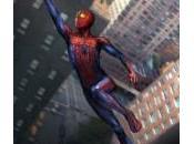 dibujos conceptuales Amazing Spider-Man
