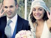 boda Andrés Iniesta Anna Ortiz