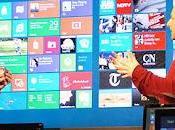 Microsoft compra Perceptive Pixel para fabricar pantallas multitáctiles grandes