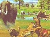 Rendimientos cosechas, naturaleza Parque Pleistocenico