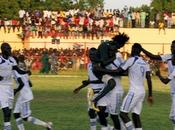 Histórico debut Sudán