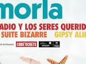 Festival Bahía Mar: Vetusta Morla, Eladio Seres Queridos, Suite Bizarre Gipsy Aliens