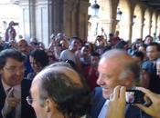 Salamanca homenajeó Vicente Bosque tras hacer historia