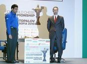 Intensa emocionante jornada Campeonato Mundial Sofía 2010