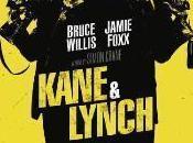 Teaser poster Kane Lynch