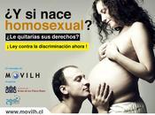 Chile Movilh lanza inédita campaña: gigantografías sobre minorías sexuales calles simbólicas buses