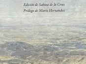 Hojas Madrid Galerna. Blas Otero.