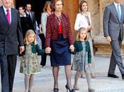 Familia Real española instalada escándalo