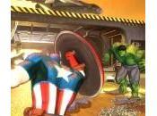 Panel Marvel Games