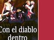 """Adelanto novela """"con diablo dentro"""""""
