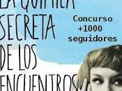 """Concurso química secreta encuentros"""" blog Adicción Literaria"""