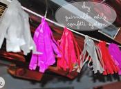 #35. Guirnaldas estilo Confetti System/ System-styled garlands