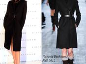 Victoria Beckham pone abrigo Dublín