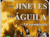 """Sorteo conjunto """"Los jinetes águila"""" blogs universo libros Libros leer"""
