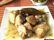 Pollo especias