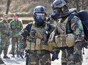 Asad mueve armas químicas frontera según oposición siria