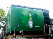 Heineken, cerveza anuncia grande