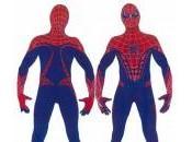 Extraños diseños traje Spidey para Amazing Spider-Man