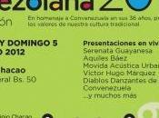 8va. Edición Fiesta Tradición Venezolana Rinde homenaje Convenezuela Teatro Chacao