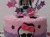 Tarta Frankie Stein, Monster High