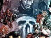 portada Punisher Zone revela diseños Marvel NOW!