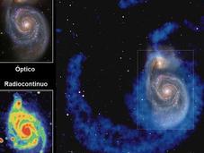 Galaxias: puzles algo estrellas