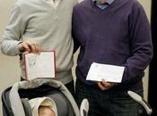 FELGTB celebra primera inscripción nacimiento padres Argentina
