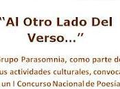 """Concurso Poesía OTRO LADO VERSO"""""""