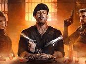 pósters sábado: `Los Mercenarios `Looper´, `Django Unchained´