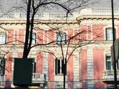 Madrid agosto, vida rosa