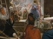 hilanderas fábula Aracne Velázquez