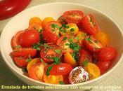 Ensalada Tomates Heirloom