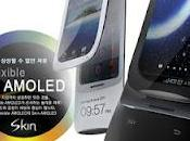 Galaxy Note podría primer terminal pantalla flexible