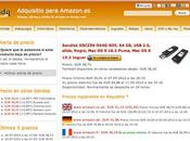 Adquisitio, busca gangas comprueba precios Amazon