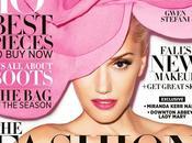 Magazines: Gwen Stefani para Harper's Bazaar