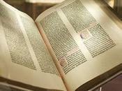 Burgos expone forma gratuita única Biblia Gutenberg completa España