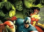 Marvel Next Thing: Nuevo equipo para Avengers Assemble