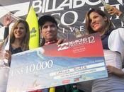 Carlos Burle Campeón Billabong Pico Alto 2012