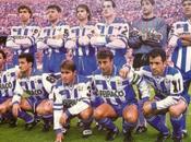 Equipos históricos: Deportivo Coruña 1993/4, Bebeto animó