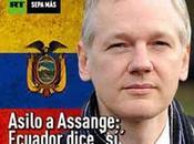 Crisis diplomática entre Reino Unido Ecuador, Assange