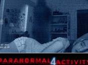 Paranormal activity poster trailer