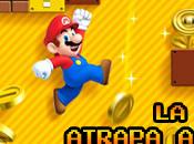 indiferencia atrapa Super Mario