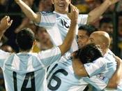 Camadas históricas: bienvenida Messi seleccionado